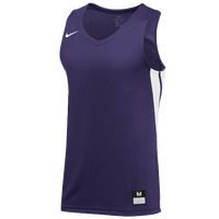 Nike Team National Jersey - Men's - Purple / White