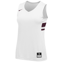 Nike Team National Jersey - Women's - White / Maroon