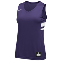 Nike Team National Jersey - Women's - Purple / White