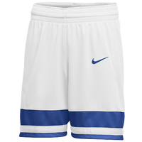 Nike Team National Shorts - Women's - White / Blue