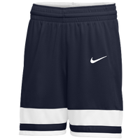 Nike Team National Shorts - Women's - Navy / White