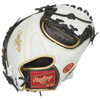 "Rawlings Encore 32"" 1 Piece Solid Web Catchers Glove - White"