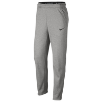 Nike Therma Fleece Pants - Men's - Grey / Black