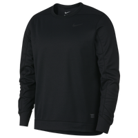 Nike Therma Repel Golf Top Crew - Men's - Black