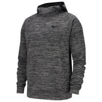 Nike Spotlight Hoodie - Men's - Grey / Black