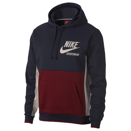 Nike Archive Pullover Hoodie - Men's - Casual - Clothing ...