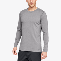 Under Armour ColdGear Armour Fitted Crew - Men's - Grey