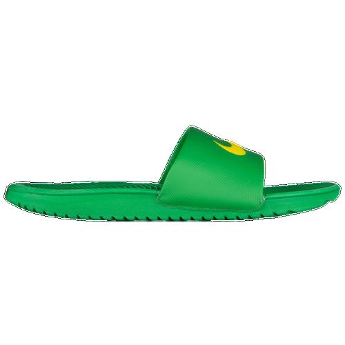 Nike Kawa Slide Men's Apple Green/Yellow Strike 32646300