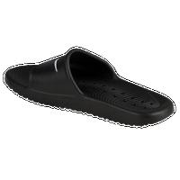 Nike Kawa Shower Slide - Women's - Black / White