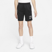 Nike CR7 Knit Short - Boys' Grade School - Black