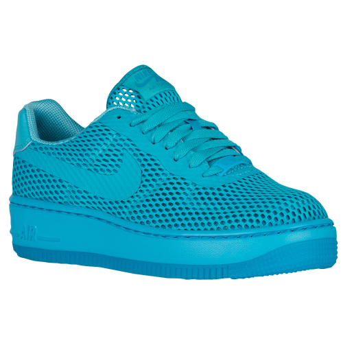 57d16fde93a Nike AF1 Low Upstep Breathe - Women s - Casual - Shoes - Gamma Blue ...