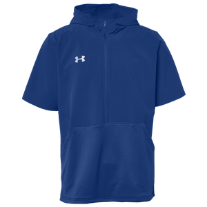 Under Armour Team Team Evo S/S Cage Jacket - Men's - Royal/White