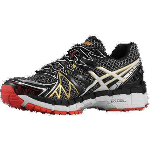 ASICS® GEL-Kayano 20 - Men s - Running - Shoes - Black White Gold 456ffd130
