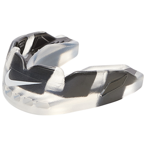 Nike Pro Hyperflow Mouthguard - Adult - Clear/Black/White