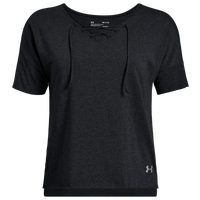 Under Armour Team Team Sportstyle Stadium T-Shirt - Women's - Black