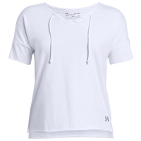 Under Armour Team Team Sportstyle Stadium T-Shirt - Women's - White