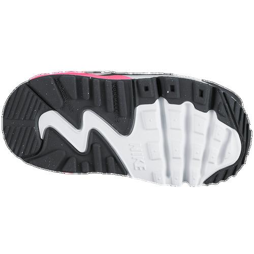 Nike Air Max 90 - Girls' Toddler - Running - Shoes ...