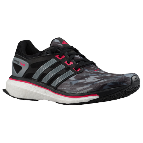 9818d38685de adidas Energy Boost - Women s - Running - Shoes - Black Blast Pink