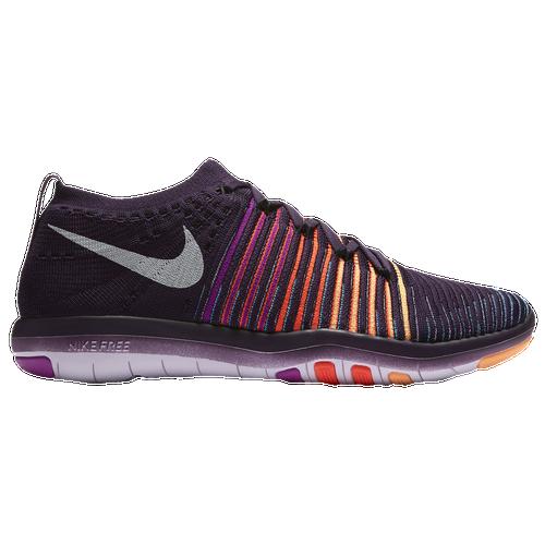 Nike Free Transform Flyknit   Women s   Training   Shoes   Grand  PurpleWhiteHyper VioletTotal Crimson