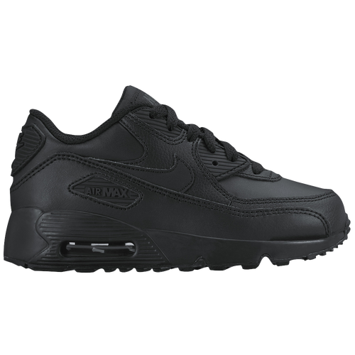 Nike Air Max 90 Boys' Preschool Nike Casual White/Obsidian