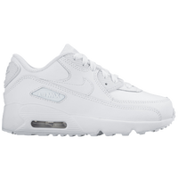 Nike Air Max 90 - Boys' Preschool - All White / White