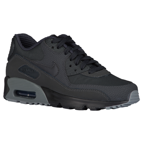 ... nike air max 90 boys grade school running shoes anthracite anthracite  black cool grey; durable nike air max 2014 ...