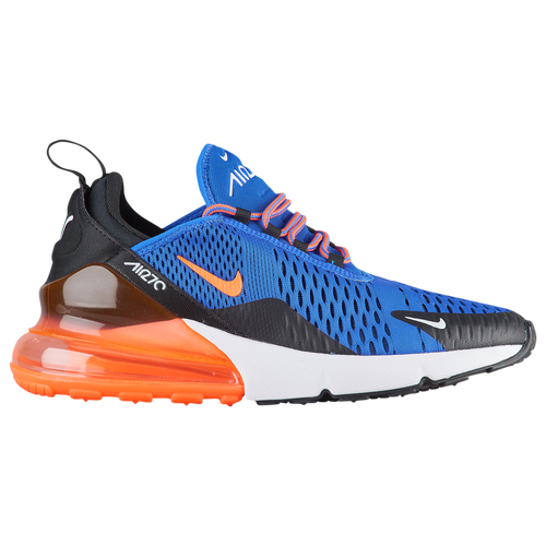 super popular 96337 fbaa7 Nike Air Max 270 - Boys  Grade School - Nike - Casual -  Black White Anthracite