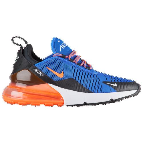 4f64693ca70 Nike Air Max 270 - Boys' Grade School - Casual - Shoes - Racer Blue ...