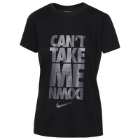 Nike Dri-Fit Training T-Shirt - Women's - Black