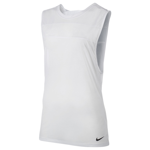 74c3c9e7d90 Nike Sleeveless Training Top - Women s - Training - Clothing - White