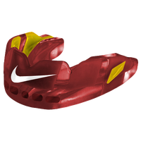 Nike Pro Hyperflow Mouthguard With Flavor - Adult - Red / Yellow