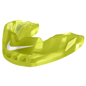 Nike Pro Hyperflow Mouthguard With Flavor - Adult - Volt/Green Strike/Black
