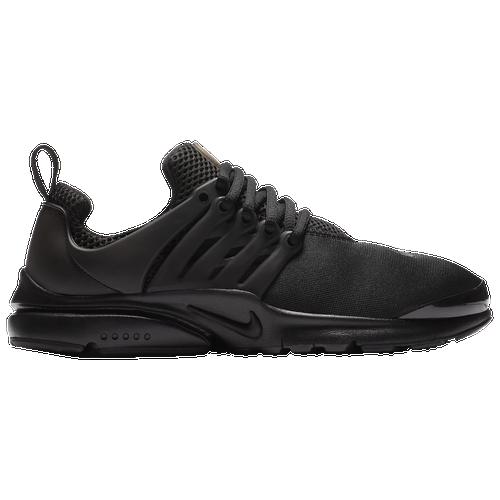Nike Presto - Boys  Grade School - Nike - Casual - Black Black Dark Grey 08f7cf0b0