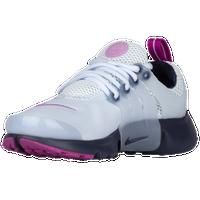 Nike Presto - Girls  Grade School - Casual - Shoes - Pure Platinum ... 55ce27f28