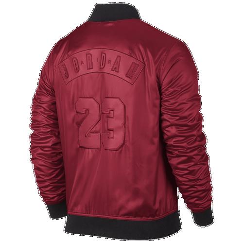 d5ca4d480f4 Jordan Retro 6 Bomber Jacket - Men's - Basketball - Clothing - Gym Red