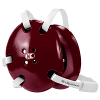 Cliff Keen Signature Headgear - Men's - Maroon / Maroon