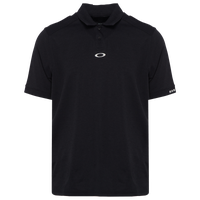 Oakley Aero Ellipse Golf Polo - Men's - Black