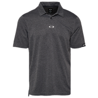Oakley Aero Ellipse Golf Polo - Men's - Grey