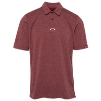Oakley Aero Ellipse Golf Polo - Men's - Red