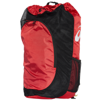 ASICS® Wrestling Gear Bag 2.0 - Red / Black
