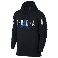 jordan jumpman air brushed graphic hoodie - men s