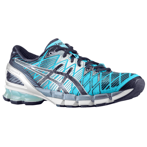asics gel kinsei 5 men 39 s running shoes turquoise. Black Bedroom Furniture Sets. Home Design Ideas