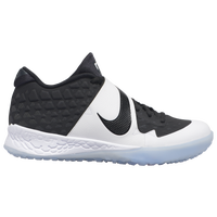 Nike Force Zoom Trout 6 Turf - Men's - Black / White