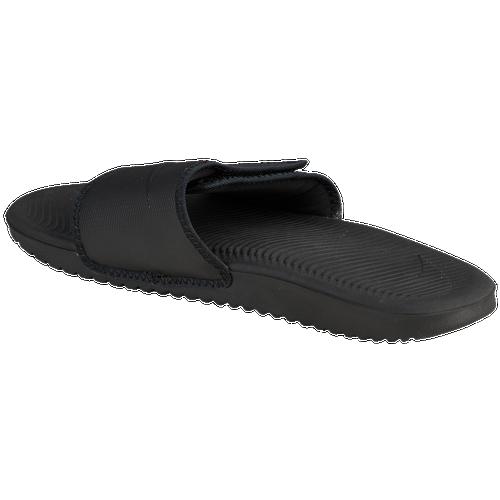 d345e82018e Nike Kawa Adjust Slide - Men s - Casual - Shoes - Black Black