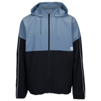 Under Armour Recovery Woven Warm-Up Jacket - Men's - Black / Grey