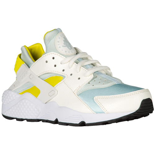 sale retailer 7f193 db778 Nike Air Huarache - Women s - Running - Shoes - Sail Glacier  Blue Electrolime Black White