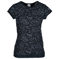 ASICS® Short Sleeve Top - Women's - Black / Grey