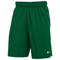 Nike Team Flex Woven Pocket 2.0 Shorts - Men's - Dark Green