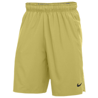 Nike Team Flex Woven Pocket 2.0 Shorts - Men's - Gold