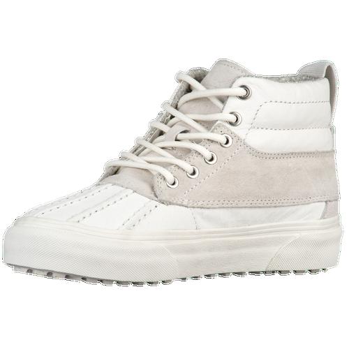 51838c685e Vans Sk8-Hi Del Pato MTE - Women s - Casual - Shoes - Blanc De Blanc ...